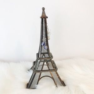 Eiffel Tower Earring Holder Jewelry Organizer